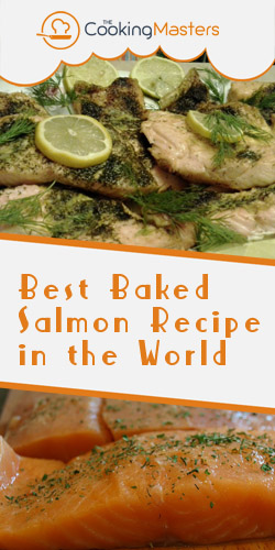 Best baked salmon recipe in the world