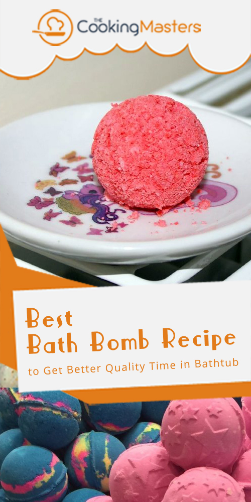 Best bath bomb recipe