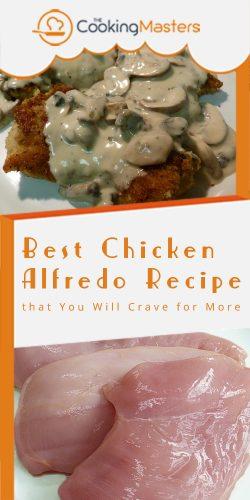 Best chicken Alfredo recipe