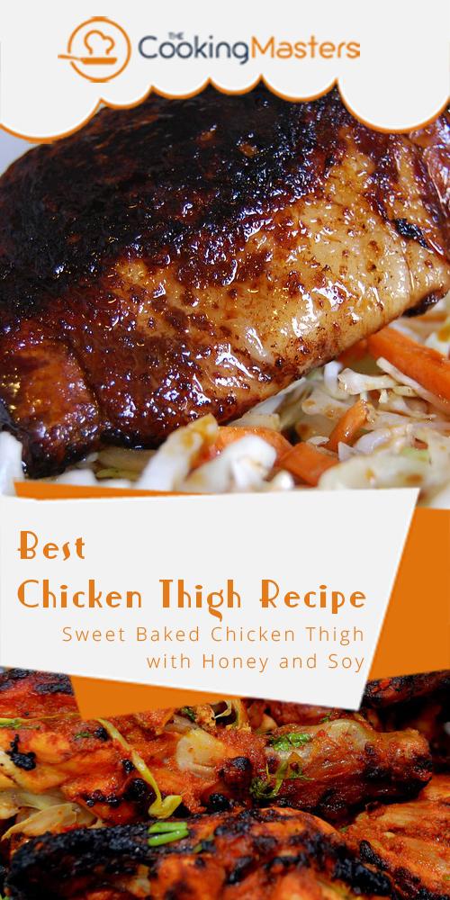 Best chicken thigh recipe