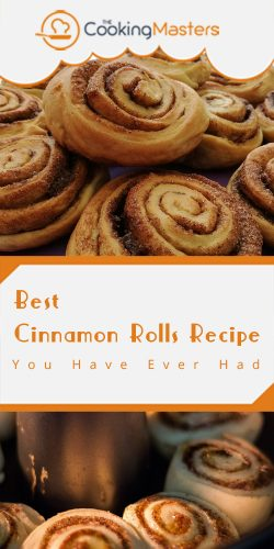 Best cinnamon rolls recipe