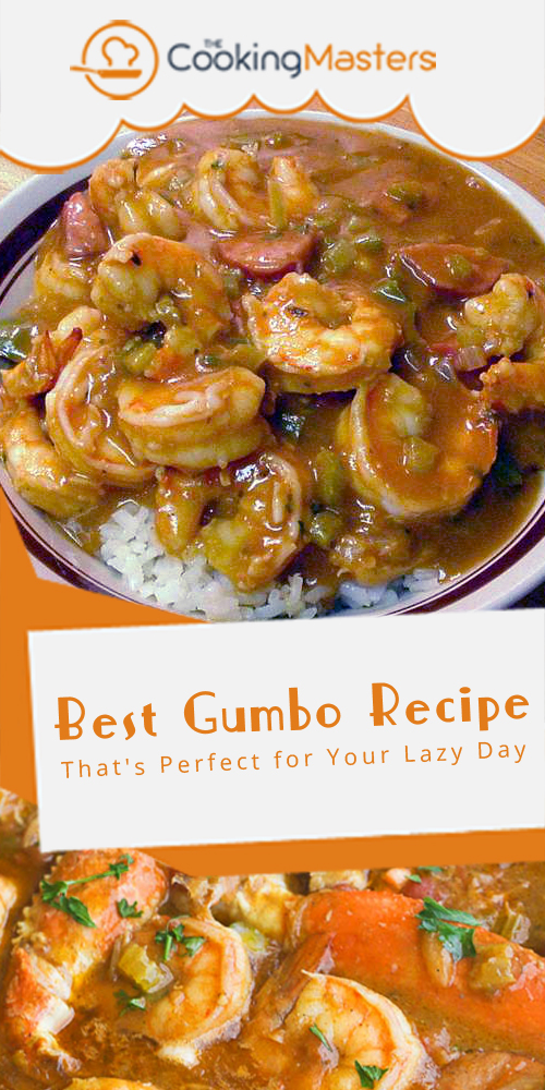 Best gumbo recipe