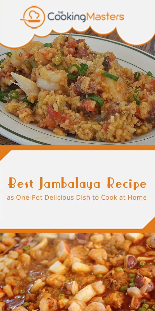 Best jambalaya recipe