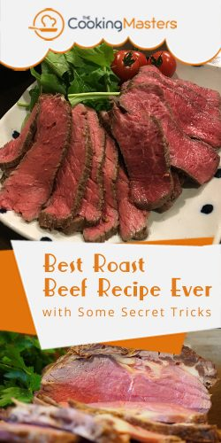Best roast beef recipe ever