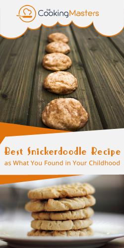 Best snickerdoodle recipe