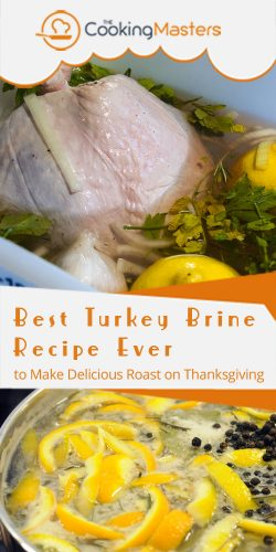 Best turkey brine recipe ever