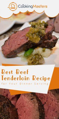 Best beef tenderloin recipe