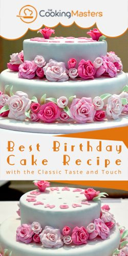 Best birthday cake recipe