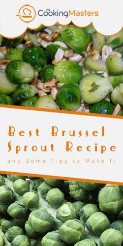 Best brussel sprout recipe