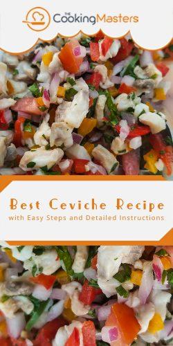 Best ceviche recipe