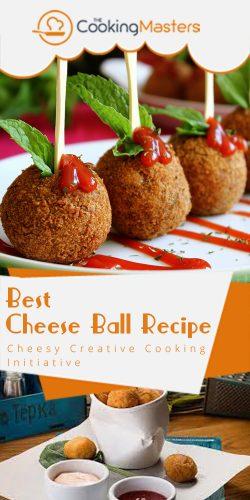 Best cheese ball recipe