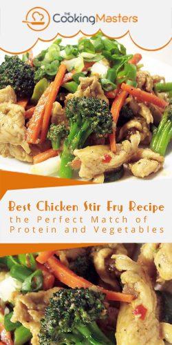 Best chicken stir fry recipe