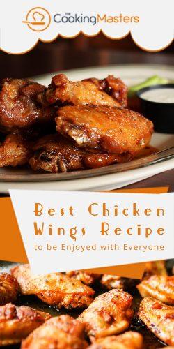 Best chicken wings recipe