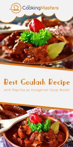 Best goulash recipe
