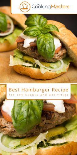 Best homemade hamburger recipe