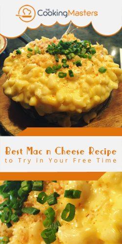 Best mac n cheese recipe