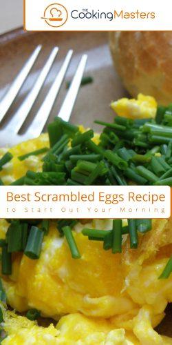 Best scrambled eggs