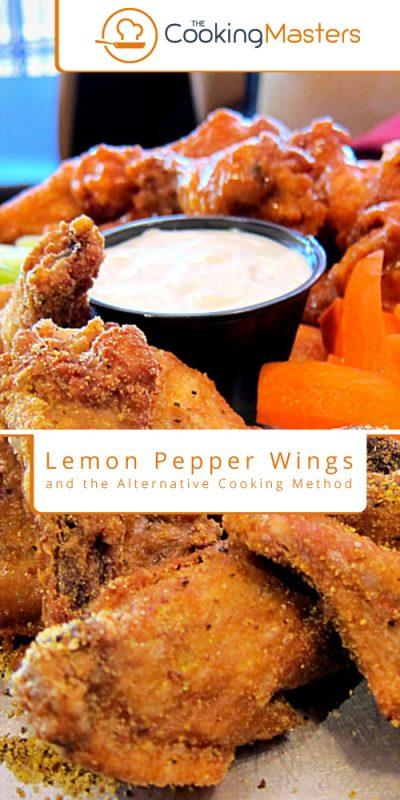 Lemon pepper wings