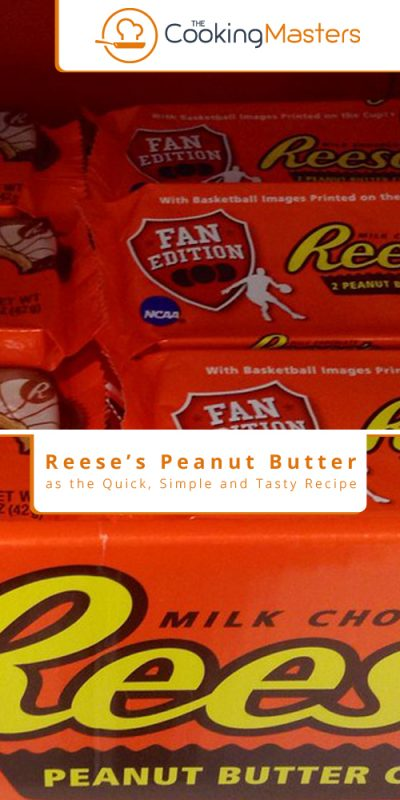 Reese's peanut butter